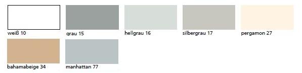 Sopro MFs 20 kg színek