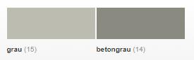 Sopro TitecFuge breit színek